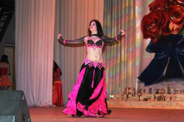 Артемовск покорили шармом восточного танца (ВИДЕО+ФОТО), фото-1