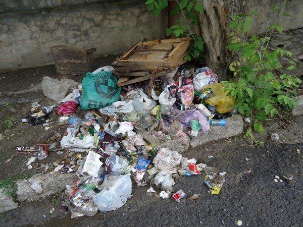 В Симферополе обещают бить в лицо за свалки (ФОТО), фото-2