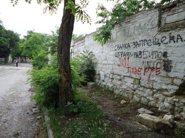 В Симферополе обещают бить в лицо за свалки (ФОТО), фото-4