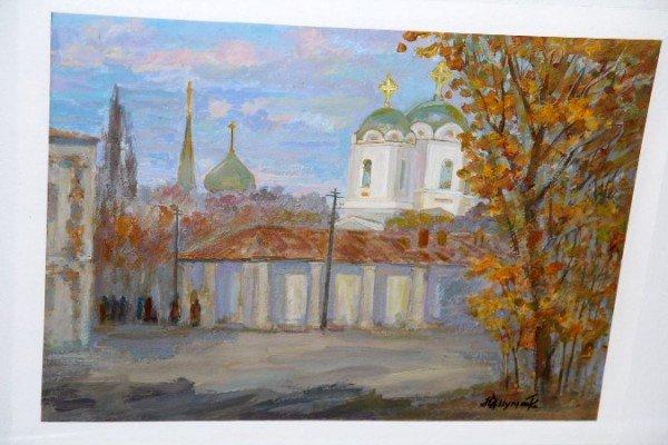 Крымские художники покажут свое видение Симферополя (ФОТО), фото-5