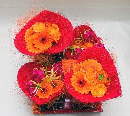 Цветочные сюрпризы от салона «Элит-Флора», фото-2