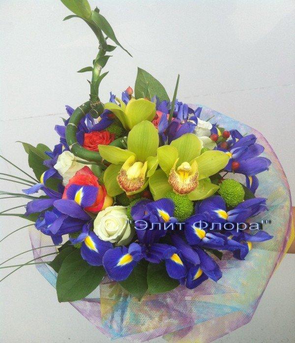 Цветочные сюрпризы от салона «Элит-Флора», фото-11