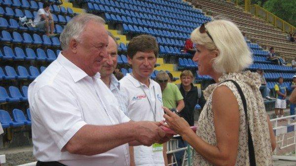 Вера Ребрик вновь установила рекорд, фото-1