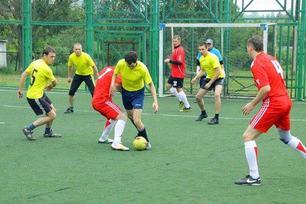Горловские милиционеры проиграли в 3-м туре чемпионата ГУМВД Украины по мини-футболу, фото-1
