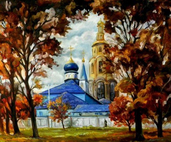 Художники Кривого Рога посвятили родному городу свои картины (ФОТО), фото-8