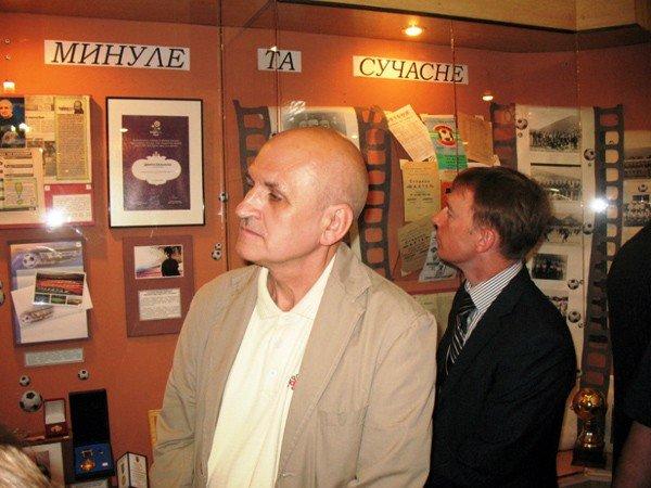 Молодое поколение горловских спортсменов открыло выставку в музее истории, фото-1