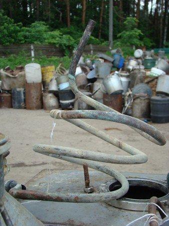 На Житомирщині правоохоронці знищили 120 літрів самогону (ФОТО), фото-1