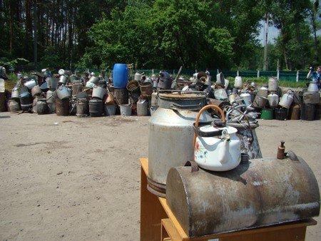 На Житомирщині правоохоронці знищили 120 літрів самогону (ФОТО), фото-2