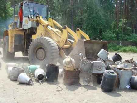 На Житомирщині правоохоронці знищили 120 літрів самогону (ФОТО), фото-7