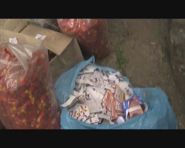 В городе химиков Северодонецке оперативники нашли цех по производству поддельного клея (ФОТО), фото-5