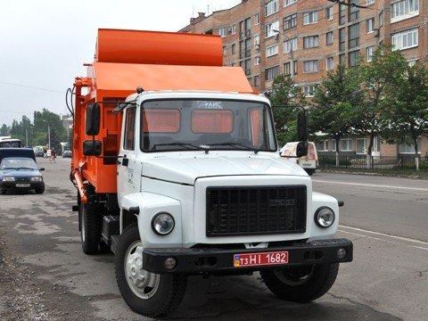 Горловский горсовет приобрел два мусоровоза, фото-2