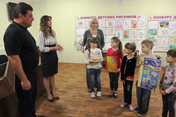 Ксения Линник получила спецприз от Сайта города Артемовска за витаминный натюрморт, фото-5