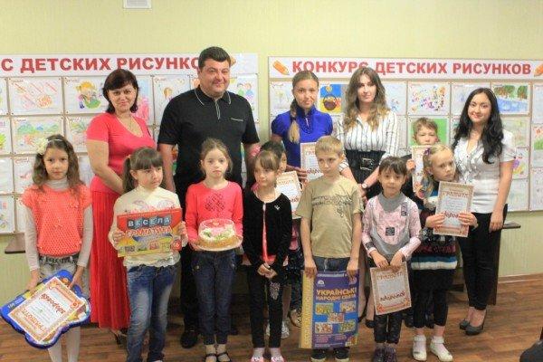 Ксения Линник получила спецприз от Сайта города Артемовска за витаминный натюрморт, фото-6