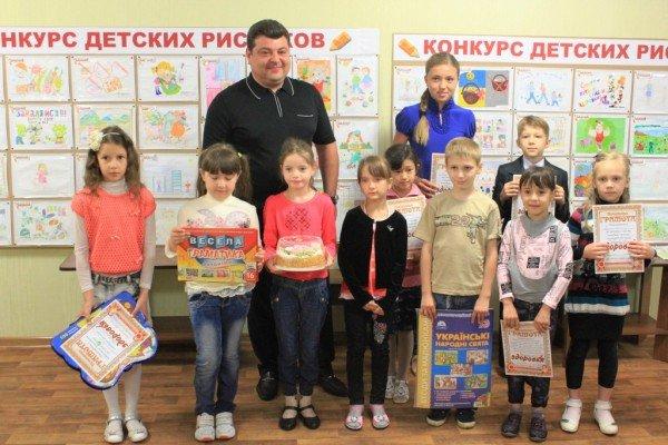 Ксения Линник получила спецприз от Сайта города Артемовска за витаминный натюрморт, фото-7