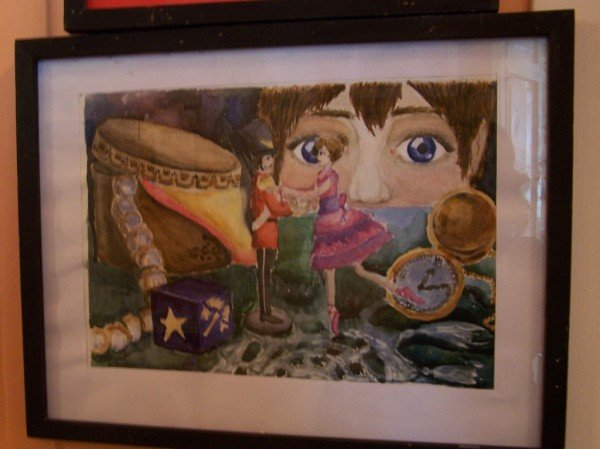 У Житомирі відкрито виставку «Світ очима дітей», фото-8