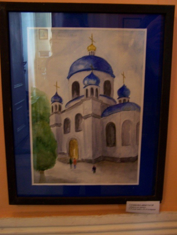 У Житомирі відкрито виставку «Світ очима дітей», фото-3