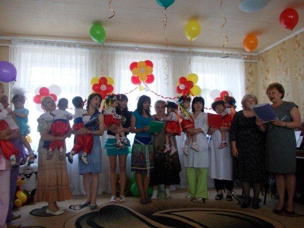 День рожденья в День защиты: в Артемовском доме ребенка отпраздновали 90-летие (ВИДЕО), фото-7
