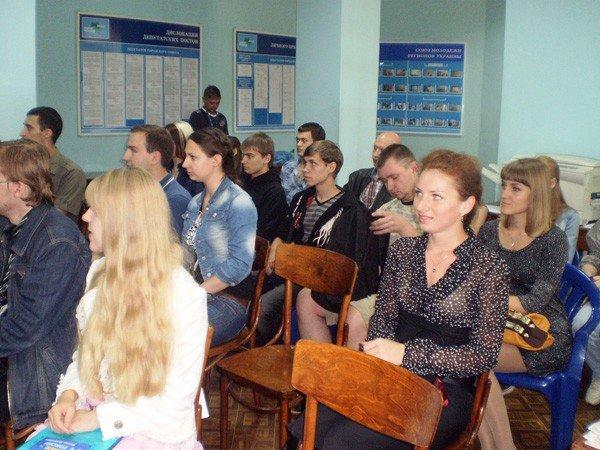 «Молодые регионы» Горловки подвели итоги фотоконкурса «Я и мой город», фото-2