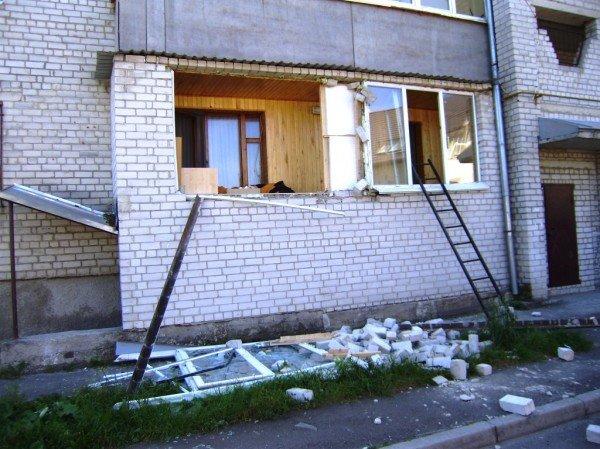 В одній з квартир Житомира вибухнув газовий котел (ФОТО), фото-1