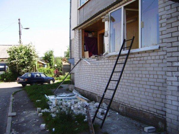 В одній з квартир Житомира вибухнув газовий котел (ФОТО), фото-2