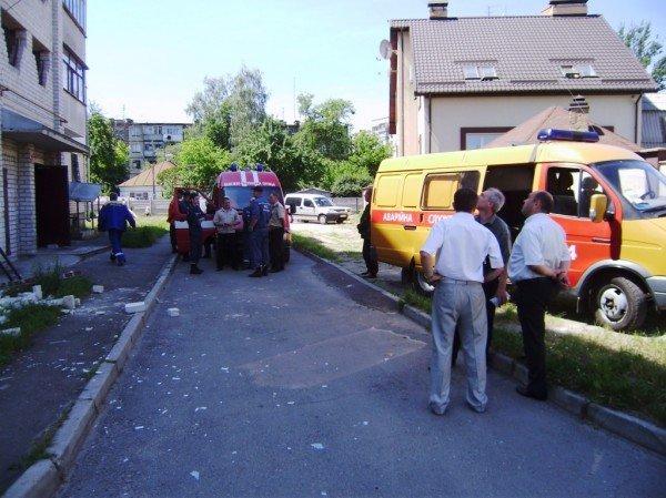 В одній з квартир Житомира вибухнув газовий котел (ФОТО), фото-8
