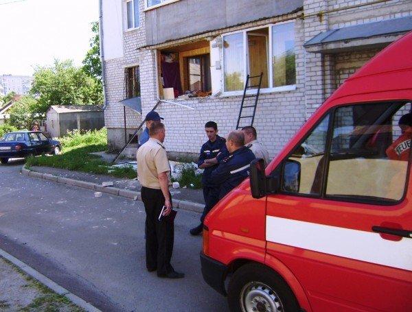 В одній з квартир Житомира вибухнув газовий котел (ФОТО), фото-9