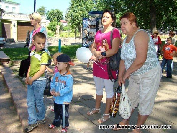 У Житомирському парку ім.Гагаріна відзначили День захисту дітей (ФОТО), фото-10