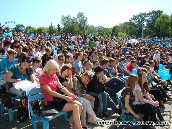 У Житомирському парку ім.Гагаріна відзначили День захисту дітей (ФОТО), фото-1
