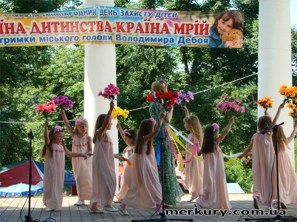 У Житомирському парку ім.Гагаріна відзначили День захисту дітей (ФОТО), фото-12