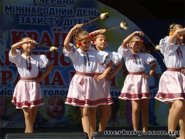 У Житомирському парку ім.Гагаріна відзначили День захисту дітей (ФОТО), фото-5