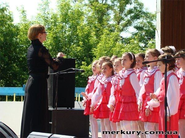 У Житомирському парку ім.Гагаріна відзначили День захисту дітей (ФОТО), фото-6