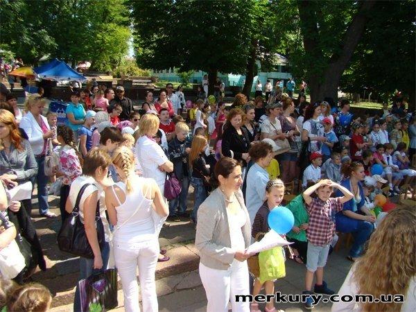 У Житомирському парку ім.Гагаріна відзначили День захисту дітей (ФОТО), фото-8