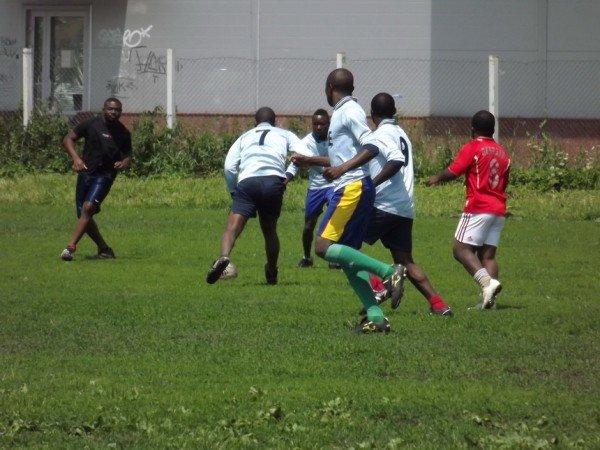 Євроштрих: іноземні студенти грають у футбол до Євро-2012 (ФОТОФАКТ), фото-3