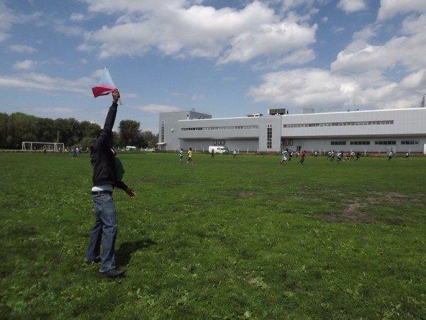 Євроштрих: іноземні студенти грають у футбол до Євро-2012 (ФОТОФАКТ), фото-4
