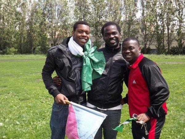 Євроштрих: іноземні студенти грають у футбол до Євро-2012 (ФОТОФАКТ), фото-8