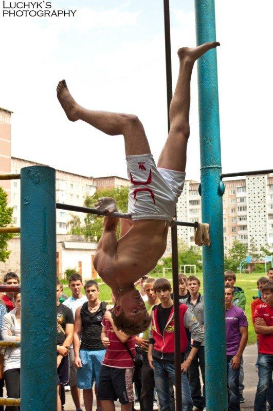 У Тернополі юні турнікмени виборювали кубки та медалі  (фото), фото-1