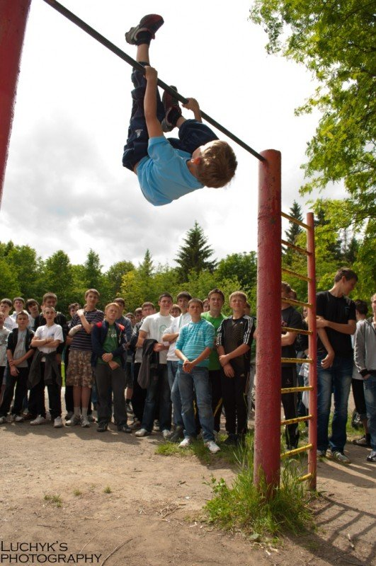 У Тернополі юні турнікмени виборювали кубки та медалі  (фото), фото-5