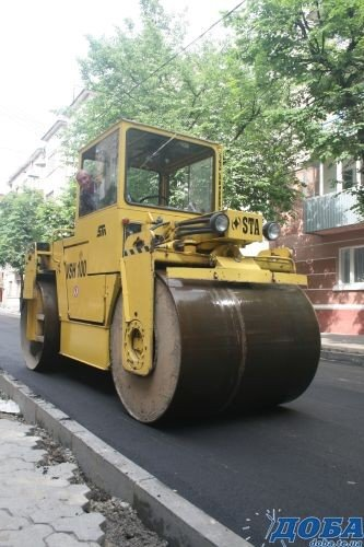 У Тернополі на вул.Коперника постелили асфальт (фото), фото-4
