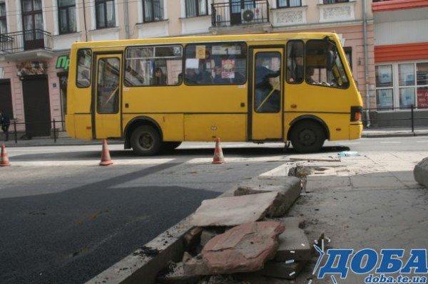 У Тернополі на вул.Коперника постелили асфальт (фото), фото-6