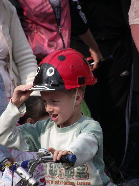 В Горловке прошли первые детские велогонки «Киндер-старт», фото-3