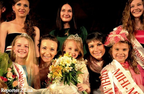 У Житомирі обрали «Міні міс - 2012» (ФОТО), фото-2