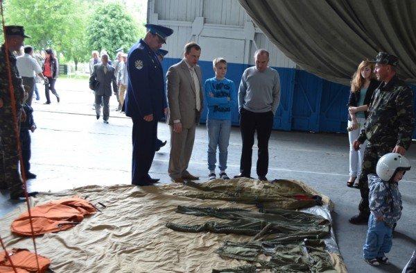Легендарному авиационному соединению - 70 лет! (ФОТО), фото-5