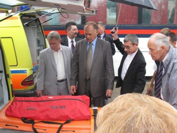 Благодійники із Швеції передали Бердичівській міській лікарні два автомобіля, фото-4