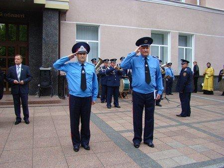 Житомир відправив до Києва збірний загін працівників міліції, фото-1