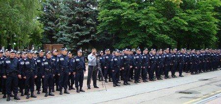 Житомир відправив до Києва збірний загін працівників міліції, фото-2