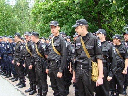 Житомир відправив до Києва збірний загін працівників міліції, фото-4