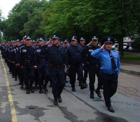 Житомир відправив до Києва збірний загін працівників міліції, фото-9