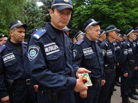 Житомир відправив до Києва збірний загін працівників міліції, фото-8