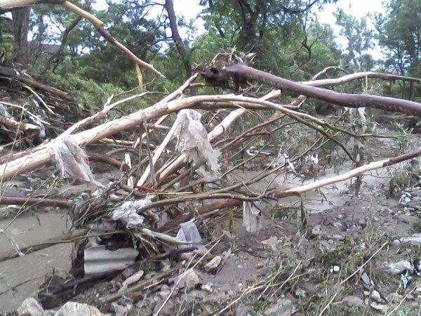 Наслідки стихії на Тернопільщині (фото від місцевих жителів), фото-11