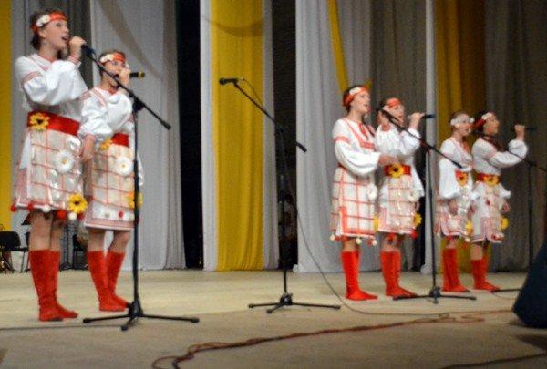 В Горловской епархии прошел гала-концерт фестиваля детского и молодежного творчества «Искорка Божия», фото-4